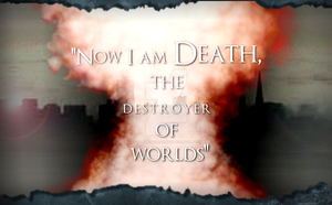 Now, I Am Death by 4thElementGraphics