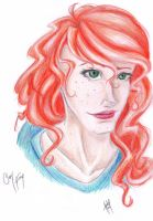 Clary Fray II by blindbandit5
