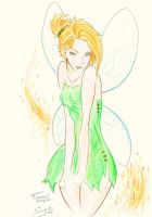 Tinkerbell Re-imagined by sdejanip