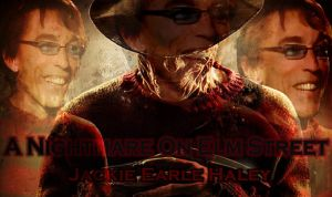 JEH A Nightmare on Elm Street by stardustGirl13