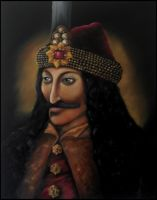 Vlad Tepes by AmurgAprins