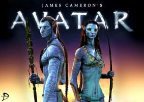 Avatar_Movie_Poster by dekanykic