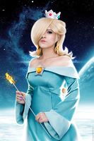 Princess Rosalina Cosplay - Super Mario Galaxy by LayzeMichelle