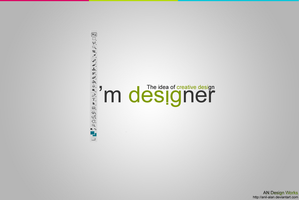I'm Designer by ANIL-ALAN