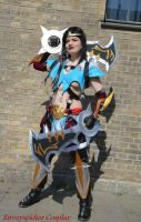 Who wants some Draven? by envoysoldiercosplay