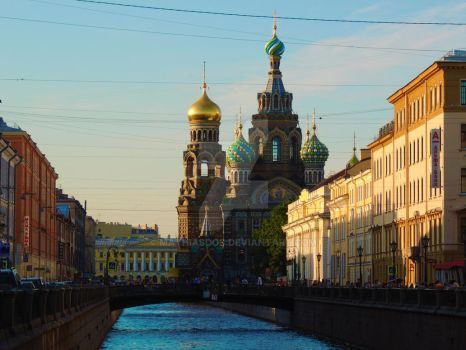 St. Petersburg by MathiasDos