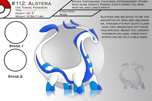 #112: Alstera by Saronicle