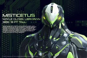 Misticetus by XeroHaggard