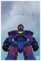 Giants - Sentinel by DanielMead