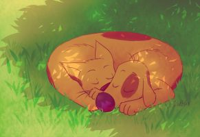 Sleepy by gaby14link