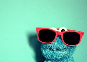 Cookie Monster Wallpaper 2 by chicastecnologicas21