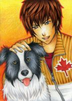 ACEO No.39 - Henry by Hachiyo