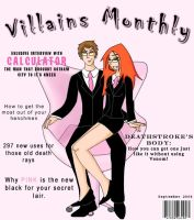 Villains Monthly 1 by Oracle01