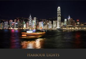 Harbour Lights by AndrewToPhotography