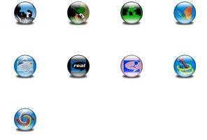 Internet Apps 2 Globe zoomers by jamest