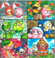 Kirbys copying power 2 by ravenoath