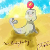 Sealy for BabyKichy by Kalidreamine