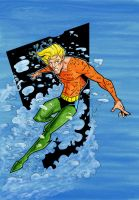 Aqualad did what_colors by Hayami05