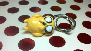Jake The Dog by kitty25kit