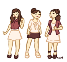 Oufits by White-pine