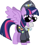 Twilight Sparkle # 14 (request) by LMan225