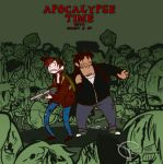 :Apocalypse Time with Mikey and JP: by Chickah-Dee
