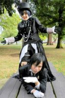 his butler: oppa butler style~ by niaryusuke