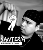 Santeria cover 1 by Rubber-toe