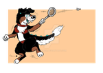 Sporty Isabel! by nlorier