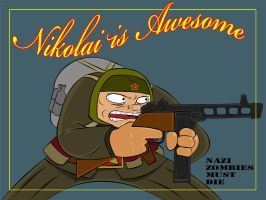 nikolai is awesome by andyle510