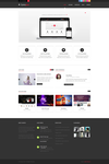Canopus - Responsive HTML5 Template by xkaarux