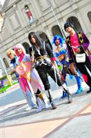 Tales of Vesperia by matt2chu