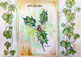 THE HOLLY AND THE IVY by GeaAusten