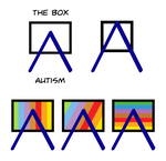 Autism Symbol by woohooligan