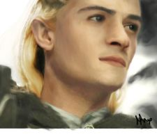 Noble Elf - Legolas by NicolaMichelle