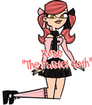 New OC Rose ''The Pastel Goth'' by xObey-Jessicax