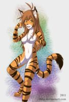 TwoKinds: Flora - Colors by ridia