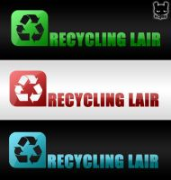 Recycling lair by christ139