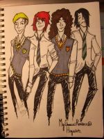 my chemical hogwarts revisited by lily-ARZ