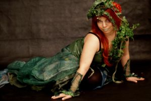 Poison Ivy - on the floor by LeadingPlantLady