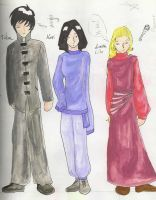 Tulim Nari and Lily cs by gowa