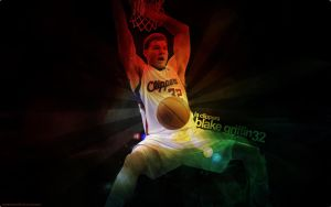 Blake Griffin 32 Wallpaper by IshaanMishra
