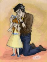 daddy's girl for burdge-bug by Elderberry-bb