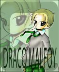 Art Trade - Draco Malfoy by Tinki-chan
