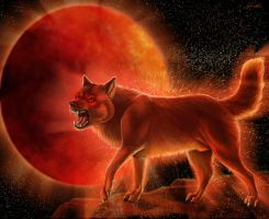 Canis - God of Mars by Golphee
