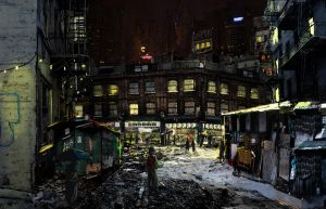 slums by Henskelion