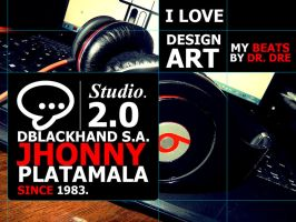 MONSTER BEATS STUDIO BY DR. DR by dblackhand