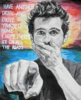Jesse Lacey-Brand New by snyder87