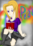 READ-it makes you smarter :D by Kali15