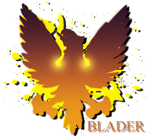 BLADER's Eagle Logo by FangKing